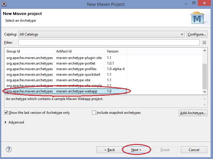 How to Create Maven Web Project in Eclipse | Create Maven